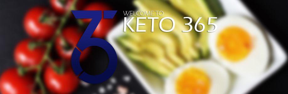 Keto 365 Cover Image