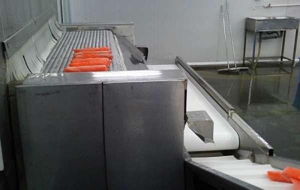 Principle of IQF Freezing technology