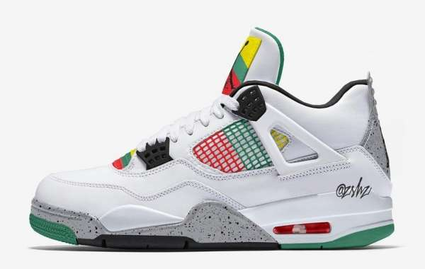 2020 Do The Right Thing Air Jordan 4 Basketball Shoes