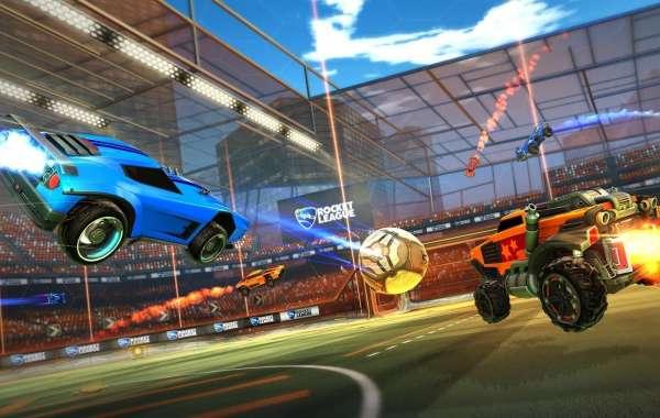 Rocket League is due to abutment cross platform parties