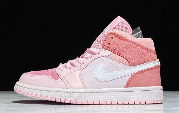 Where to buy Air Jordan 1 Mid Digital Pink CW5379-600