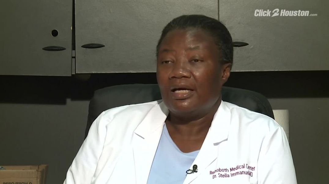 Houston Doctor | FULL INTERVIEW