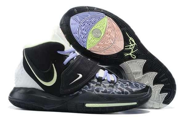 "Nike Kyrie 6 ""Asia Irving"" CD5031-001"