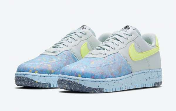 Womens Nike Air Force 1 Crater Foam Coming Soon