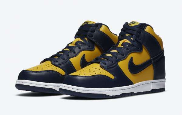 Will you Cop the Nike Dunk High Michigan