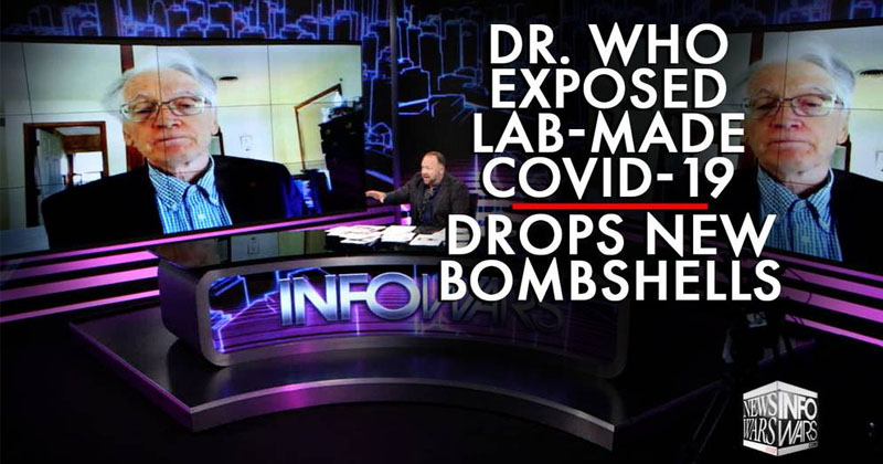 Dr. Francis Boyle, The Man Who First Exposed COVID-19 As Lab-Made, Drops New Bombshells