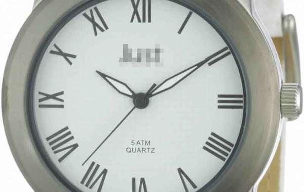 Customize Bargain Elegant Black Watch Dial