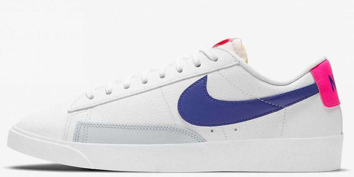 """Nike Blazer Low Release the Inspired """"Hyper Pink"""" Colorway"""