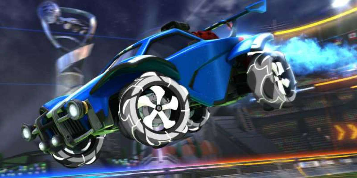 Rocket League Credits four substance packs among