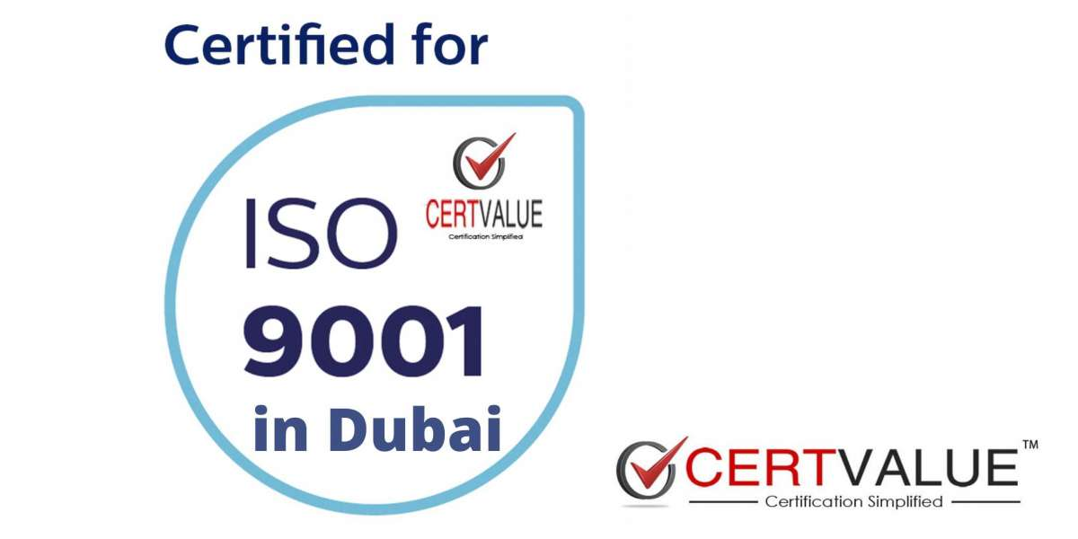 How to get ISO 9001 certification in Dubai?