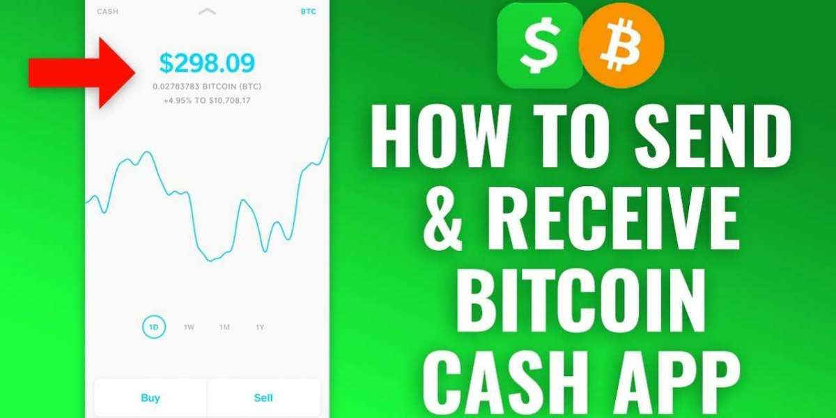 How to perform Bitcoin transactions on the cash app?