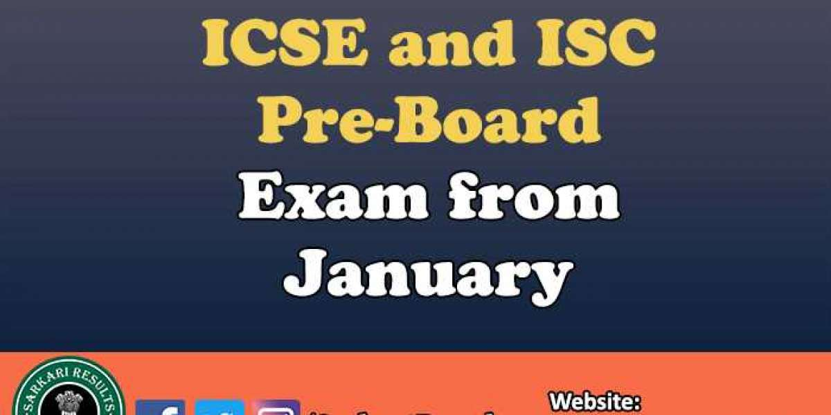 ICSE and ISC pre-board examinations from January 10