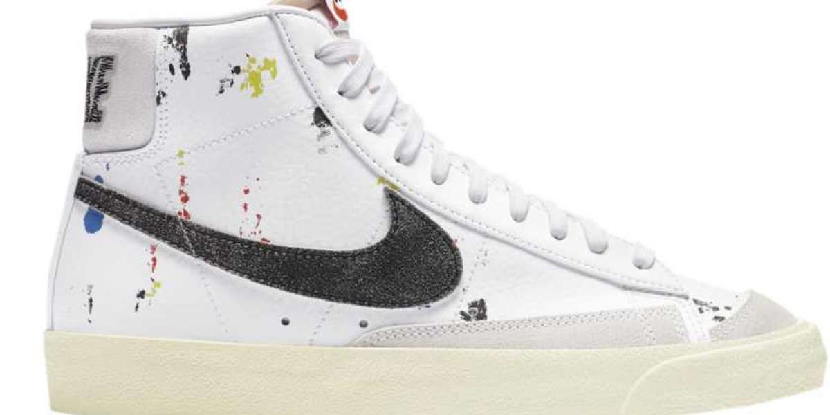 Nike Blazer Mid '77 DC7331-100 Will Be Released Soon
