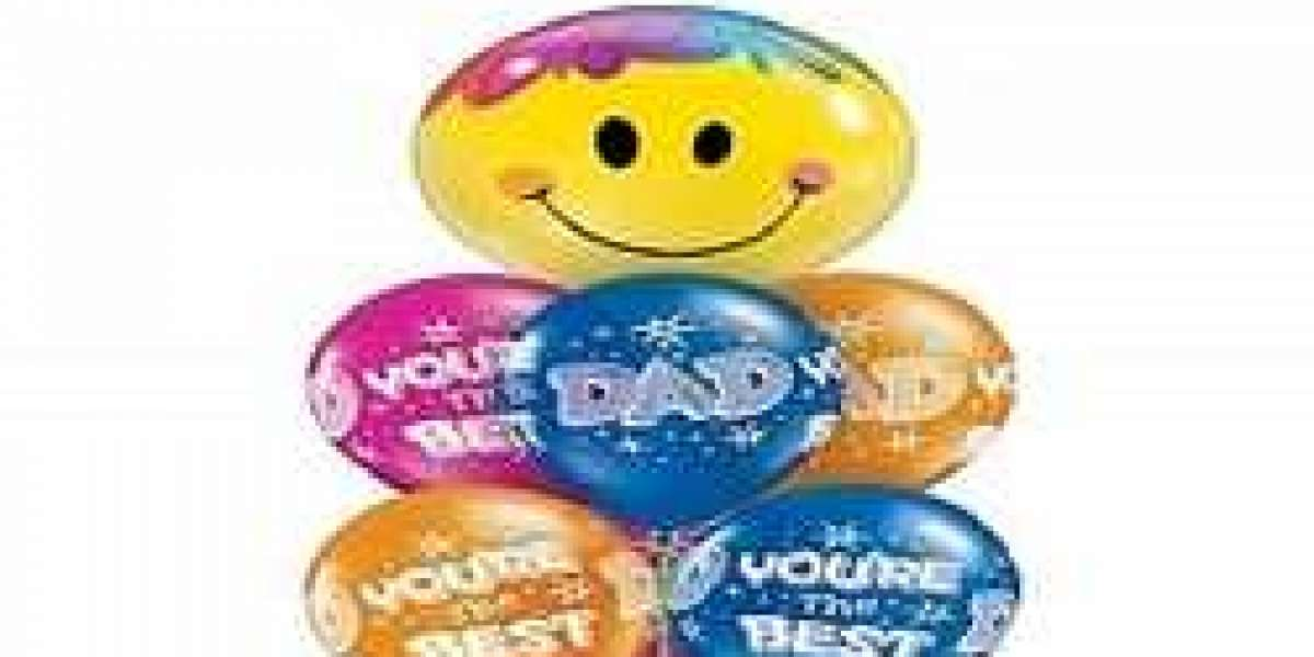 Why are Helium balloons perfect for New Year Parties?
