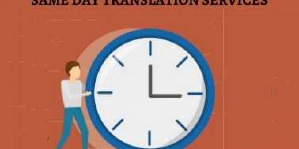 Build a Career With Same Day Translation Services