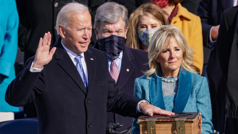 Watch Fake Inauguration HERE: Communist Chinese Install Brutal Globalist Joe Biden to Subjugate USA