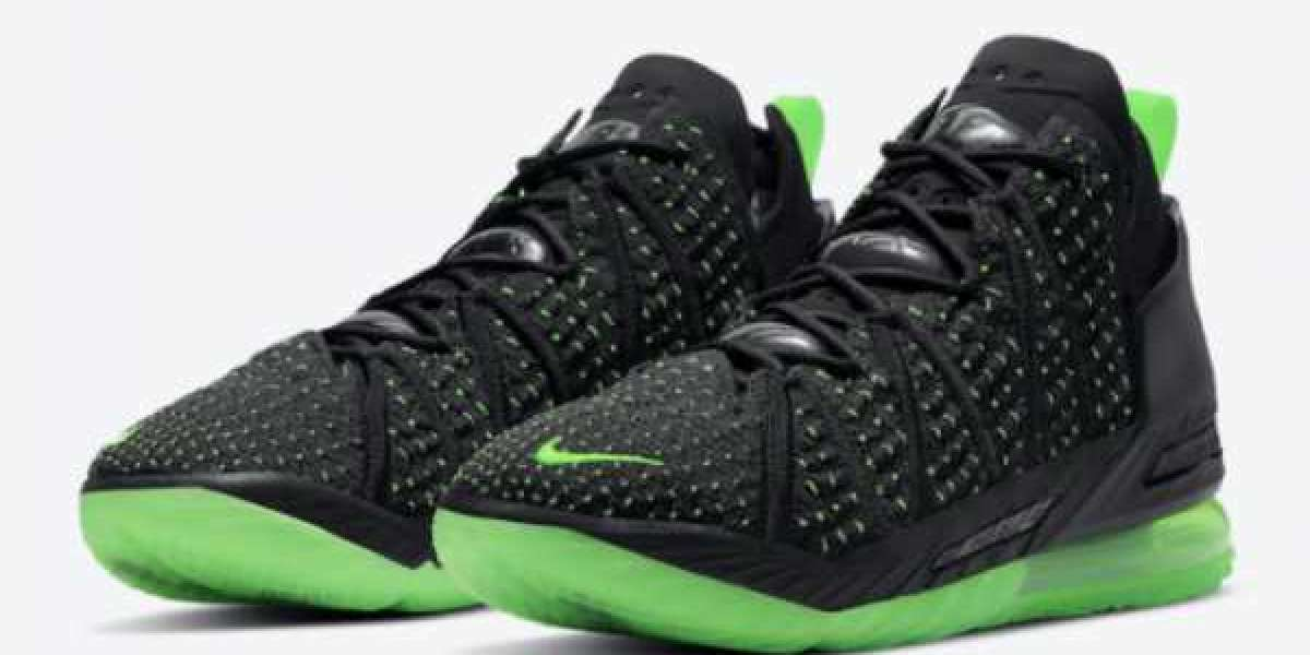 """Nike LeBron 18 """"Dunkman"""" Will Be Officially Released On January 30, 2021"""