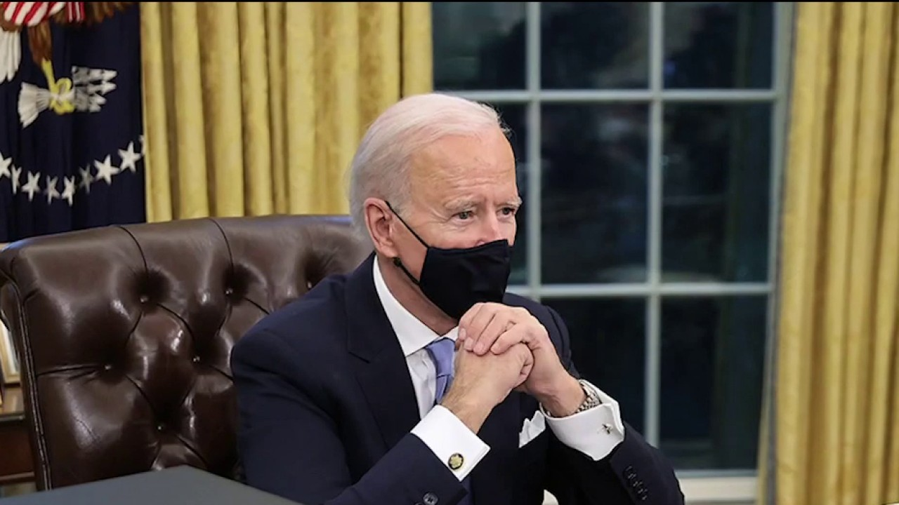 Biden signs executive order to disband 1776 Commission | On Air Videos | Fox News