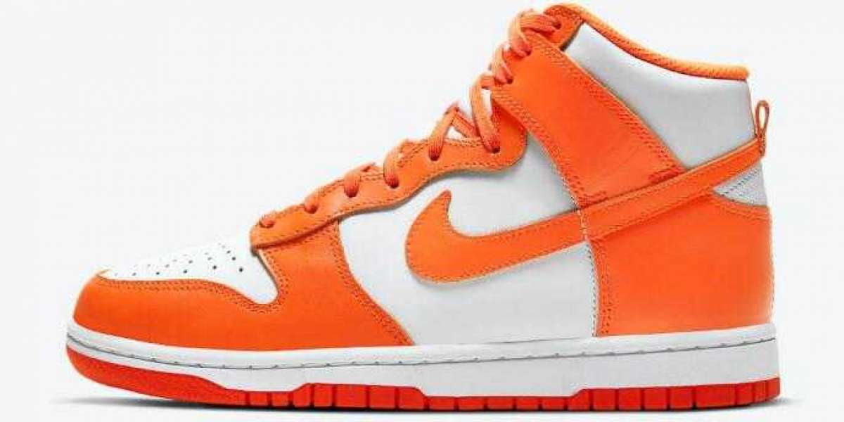 Where to Buy New Released Nike Dunk High Syracuse ?