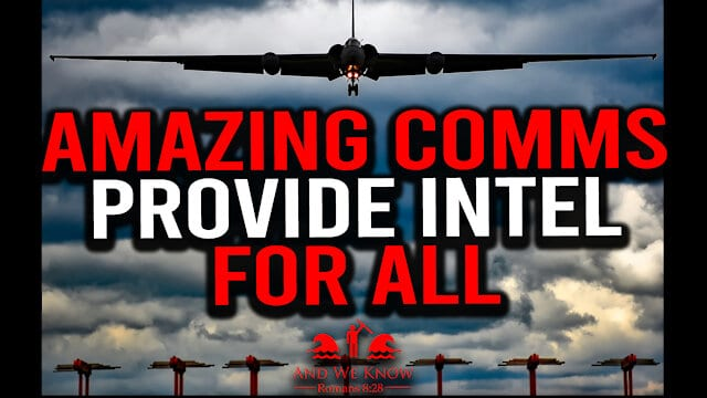 And We Know: Comms prove previous owners to INTEL...BEING OBLITERATED! Pray for our MILITARY! - Survive the News