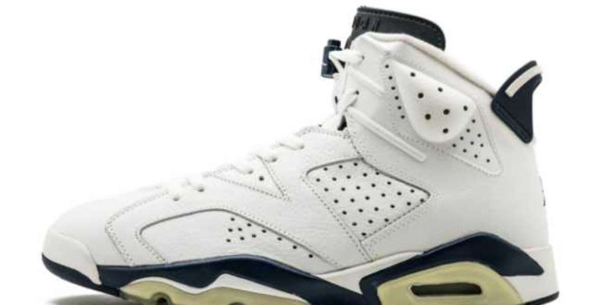 "Air Jordan 6 Retro ""Midnight Navy"" Fashion Shoes Returns On Black Friday"