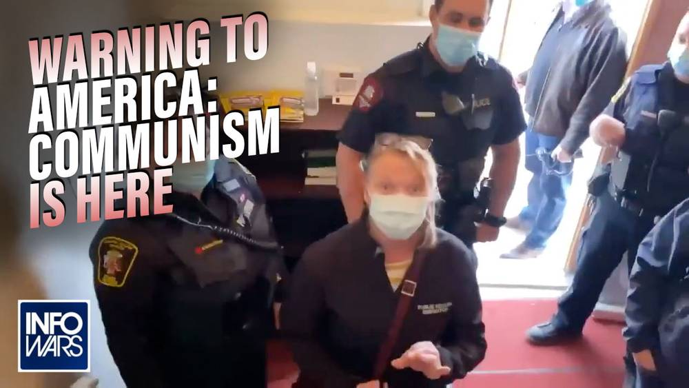 Urgent Warning to America: 'Communism is Here'