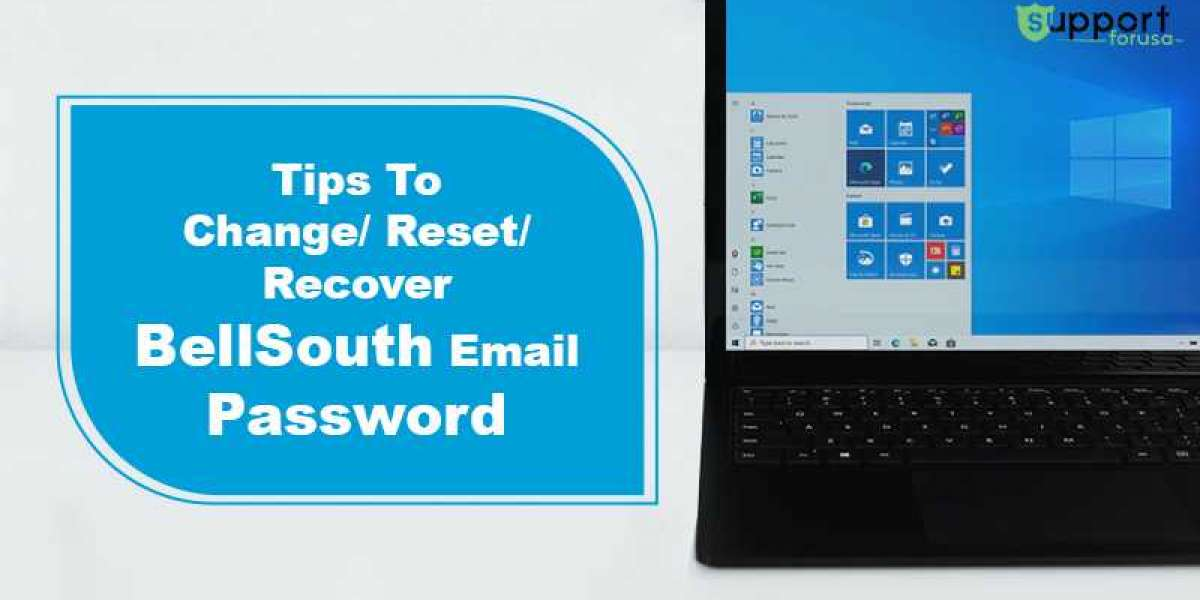 How do I reset bellsouth email password?