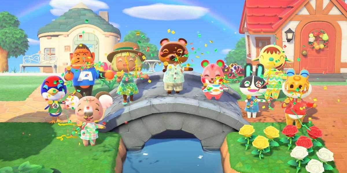 Just when we idea Animal Crossing could not get any higher