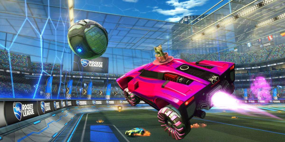 The subsequent replace for Rocket League is simply across