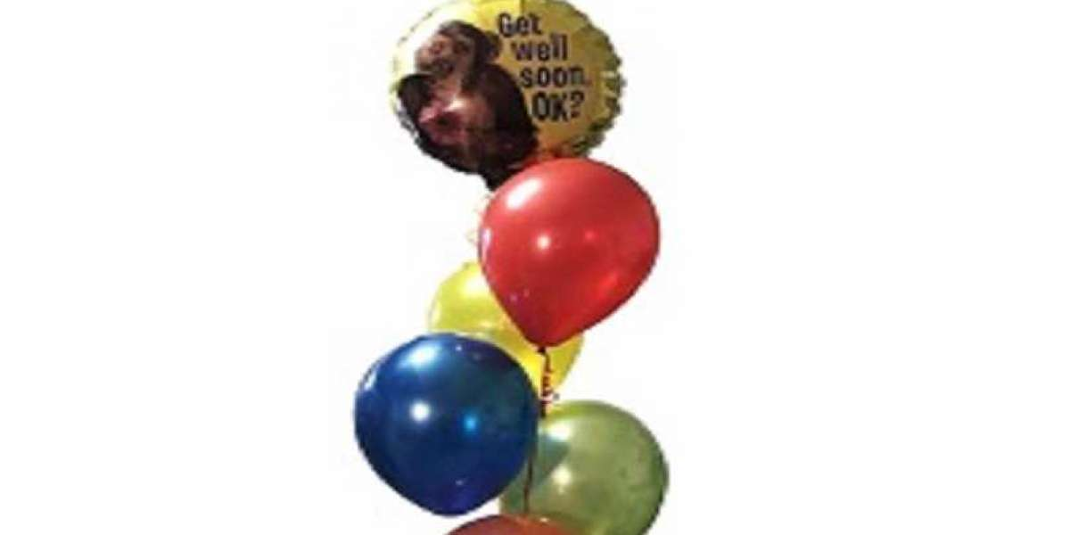 Why is Helium Balloons Decoration being popular?