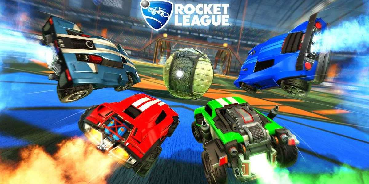 But the center DNA of Rocket League is even older