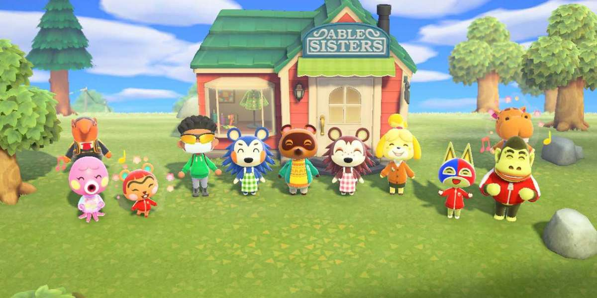 Another constructing that has yet to Animal Crossing Items