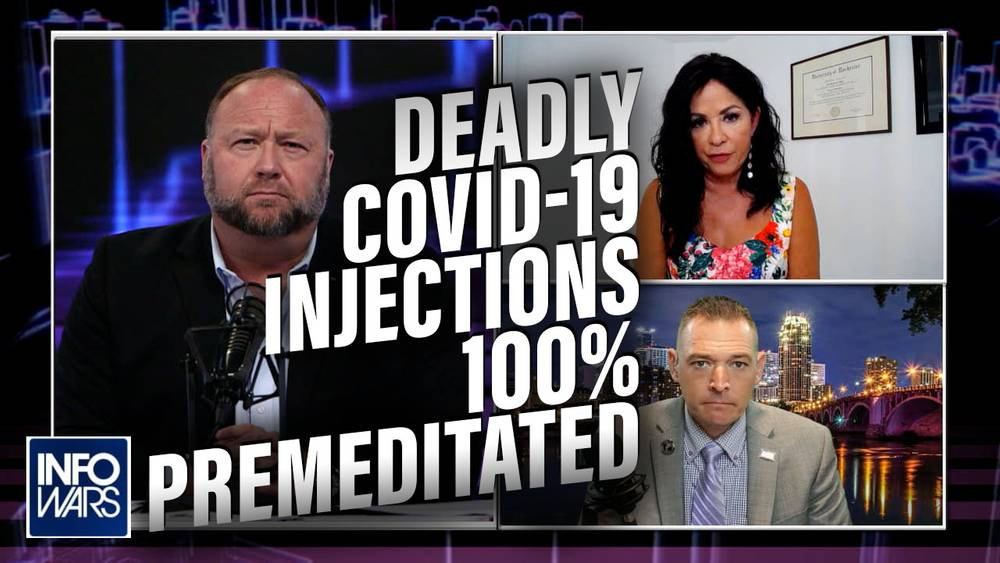 Doctor: Study Proves Deadly Covid-19 Injections 100% Premeditated
