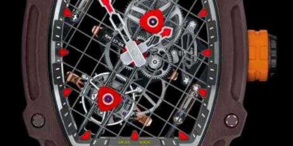 Replica Richard Mille RM 07-03 Automatic Cupcake Watch