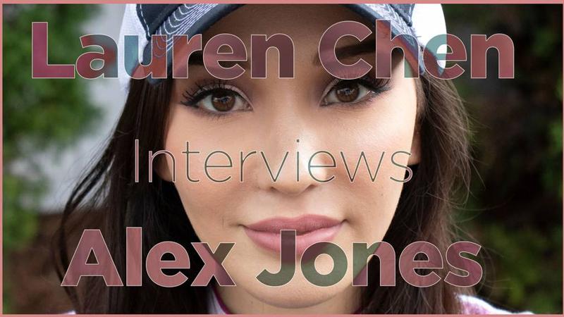 Lauren Chen Interviews Alex Jones On The State Of The World