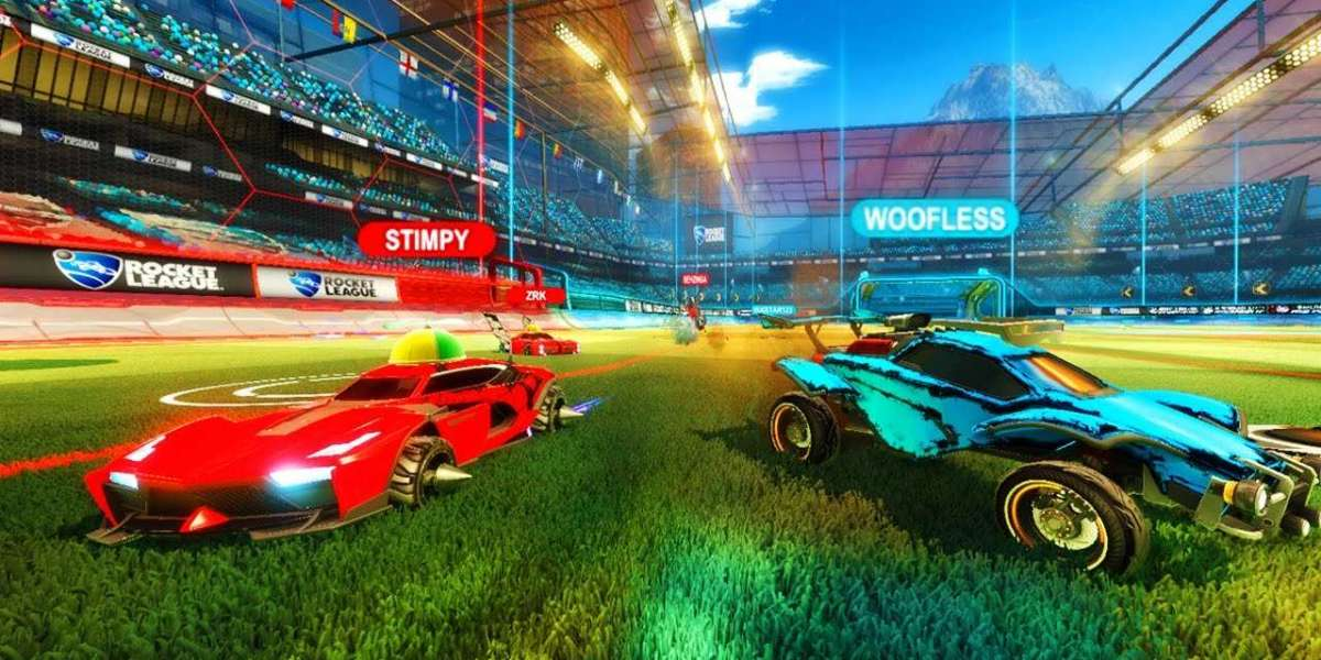 Rocket League now has more than 50 MILLION players global