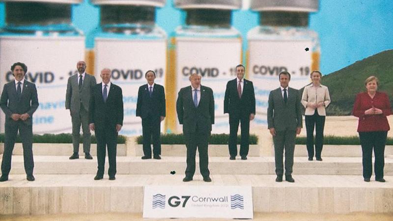 Watch: G7 Pushes Mass Extermination