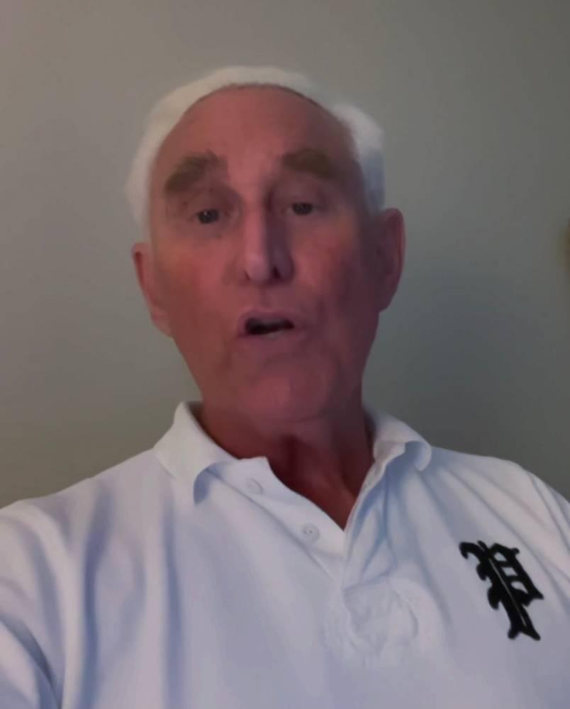 "Roger Stone: ""More Democrat Bullsh*t"""