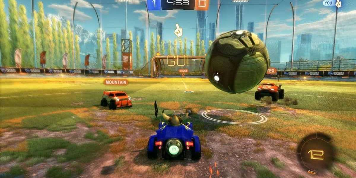 For new players on PC who want to play Rocket League