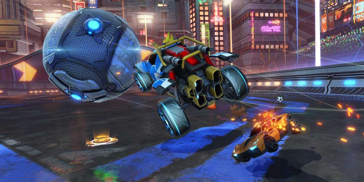 Buy Rocket League Credits making the game free