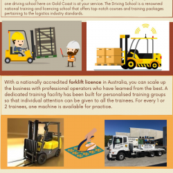 Get Forklift Licence Service In Australia | Visual.ly