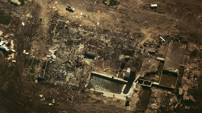 The Lessons of Waco: Ron Paul