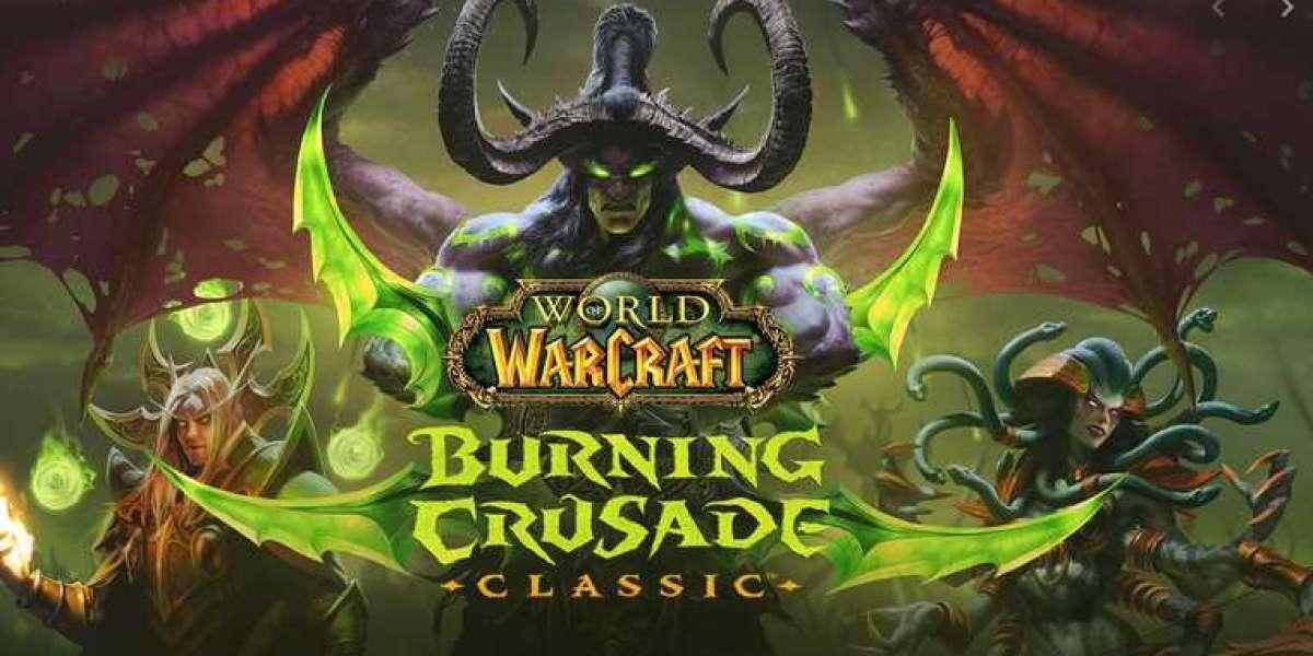 World of Warcraft: The Burning Crusade Classic's PvP season 1