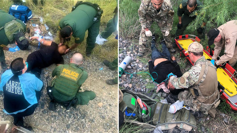 Illegal Aliens Seriously Injured in Multiple Train Accidents – NewsWars