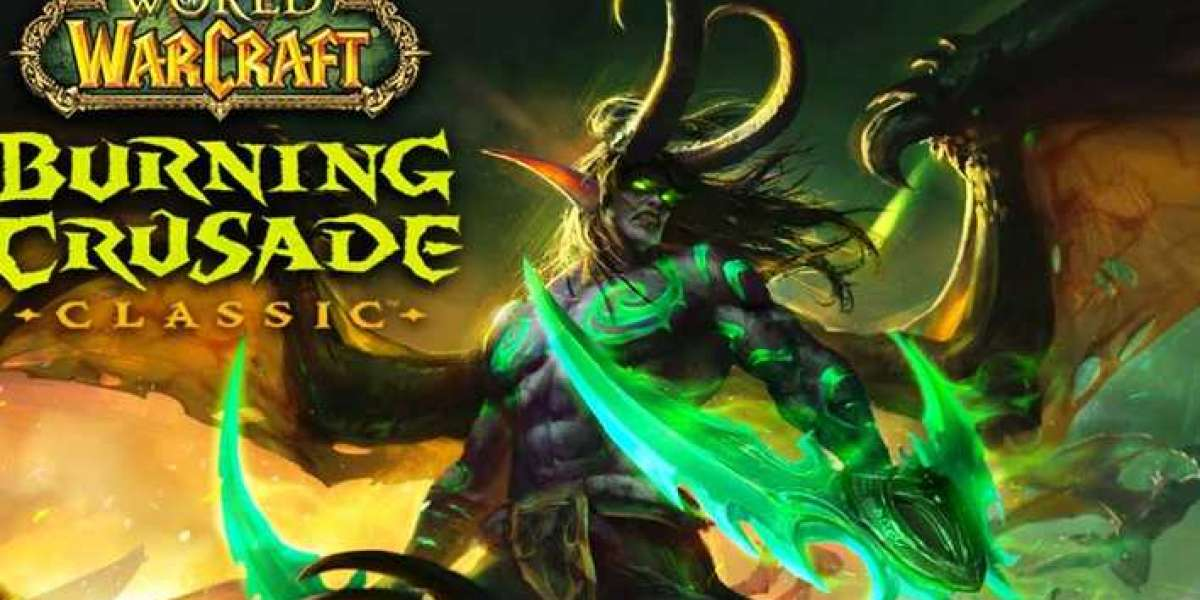 The latest update in WoW Burning Crusade Classic