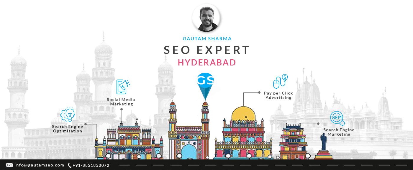 SEO Expert in Hyderabad | SEO Freelancer Hyderabad | SEO Services Hyderabad