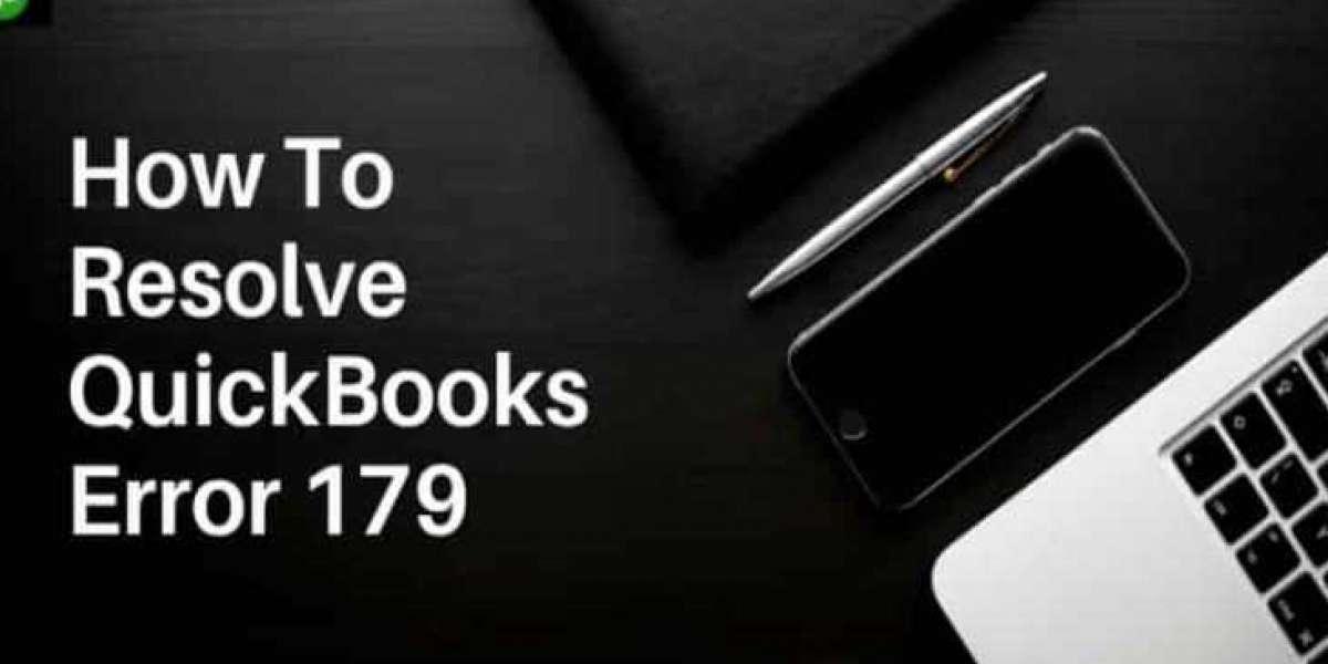 Quickbooks error code 179