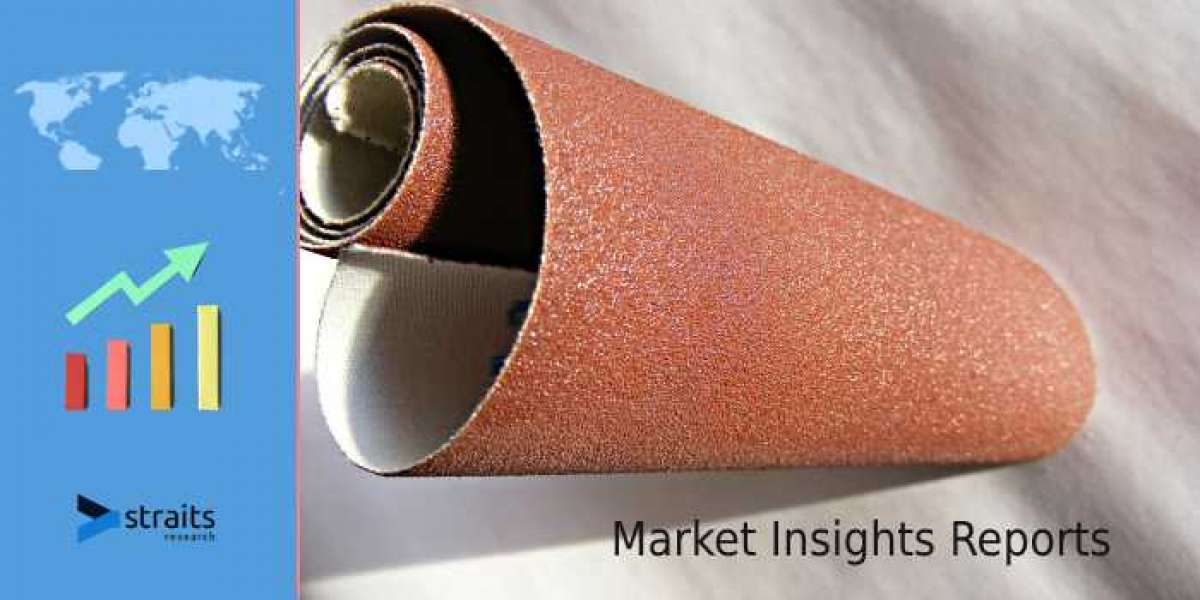 Global Abrasive Market  2021   Increasing Furniture and Interior Designing Demand is Key Driver to Growth Market Globall