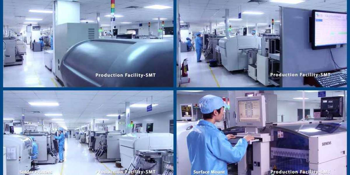 Contract Manufacturing China, China Contract Manufacturing - Topscom Technology