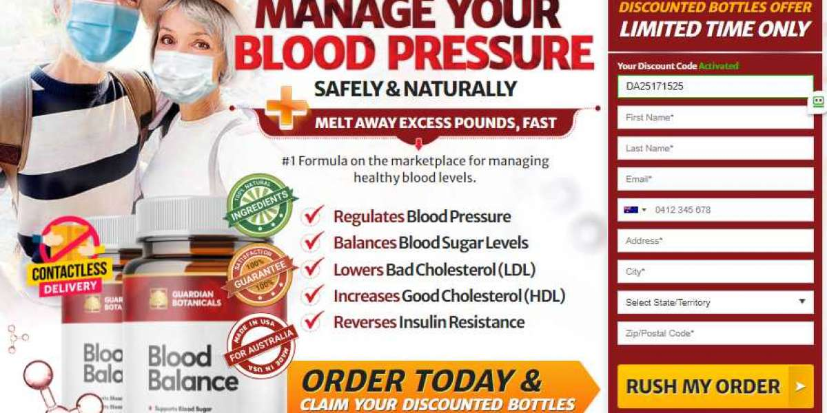 Guardian Blood Balance